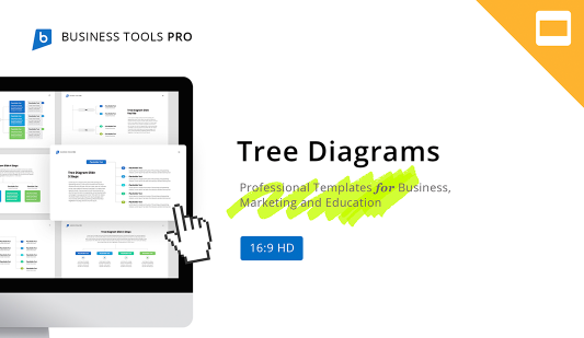 Tree Diagram Templates for Google Slides