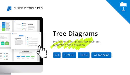 Tree Diagram Templates for Keynote