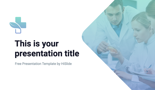 Medical Google slides templates free