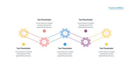 Gears templates for Keynote