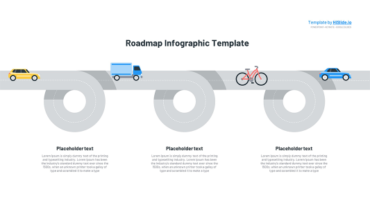 Road map Keynote Template