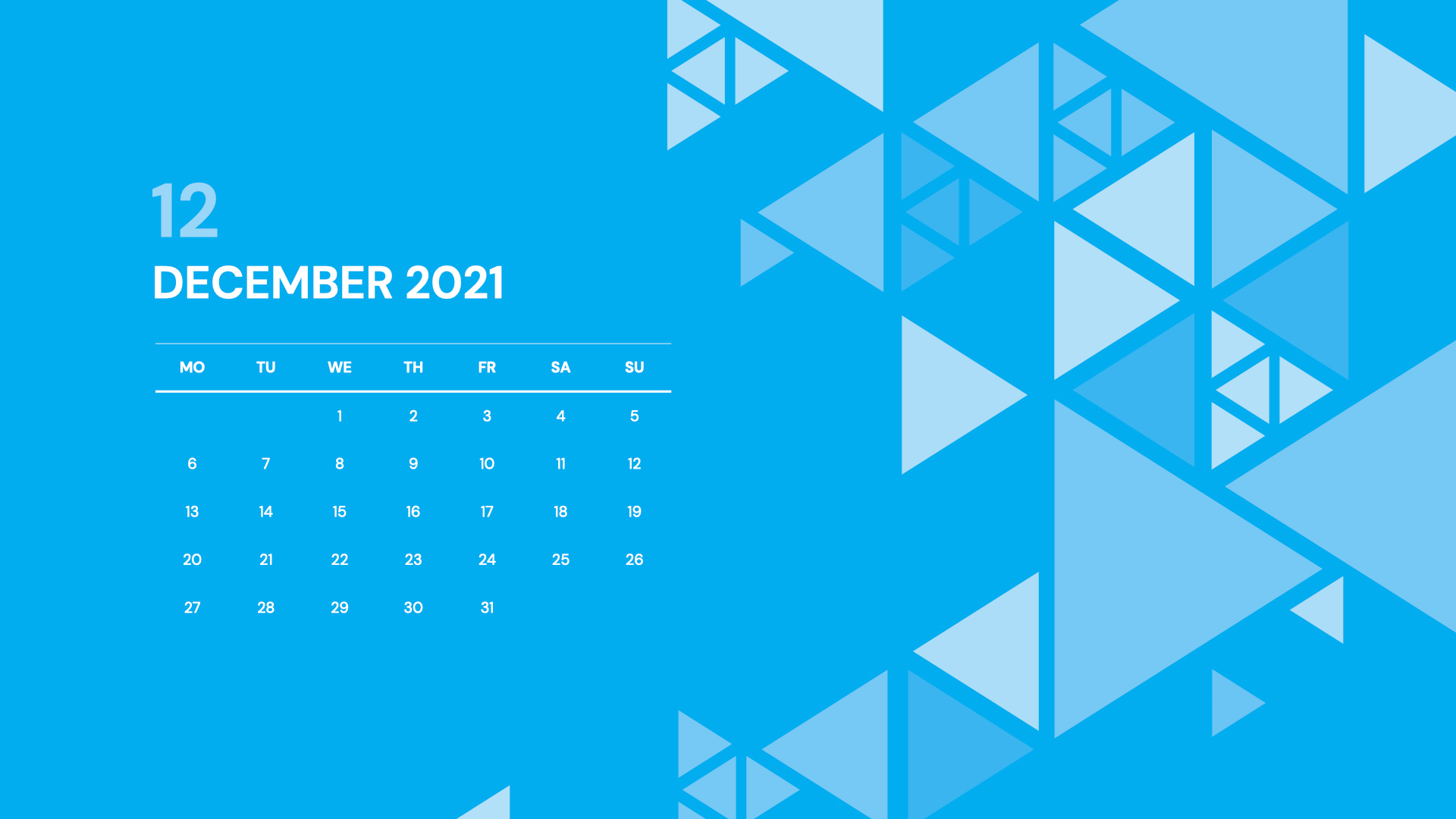 2021 Powerpoint Calendar Template - Free Download Now!